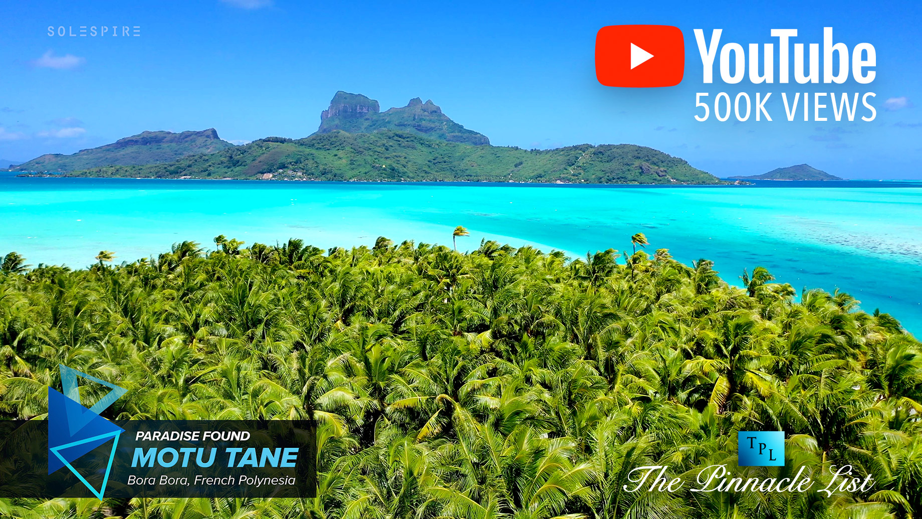 Motu Tane Video Reaches 500K Views on The Pinnacle List YouTube Channel