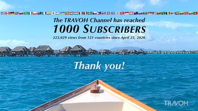 TRAVOH - 1,000 YouTube Subscribers