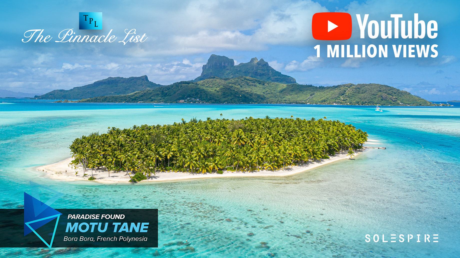 Motu Tane Video Achieves 1 Million Views on The Pinnacle List YouTube Channel