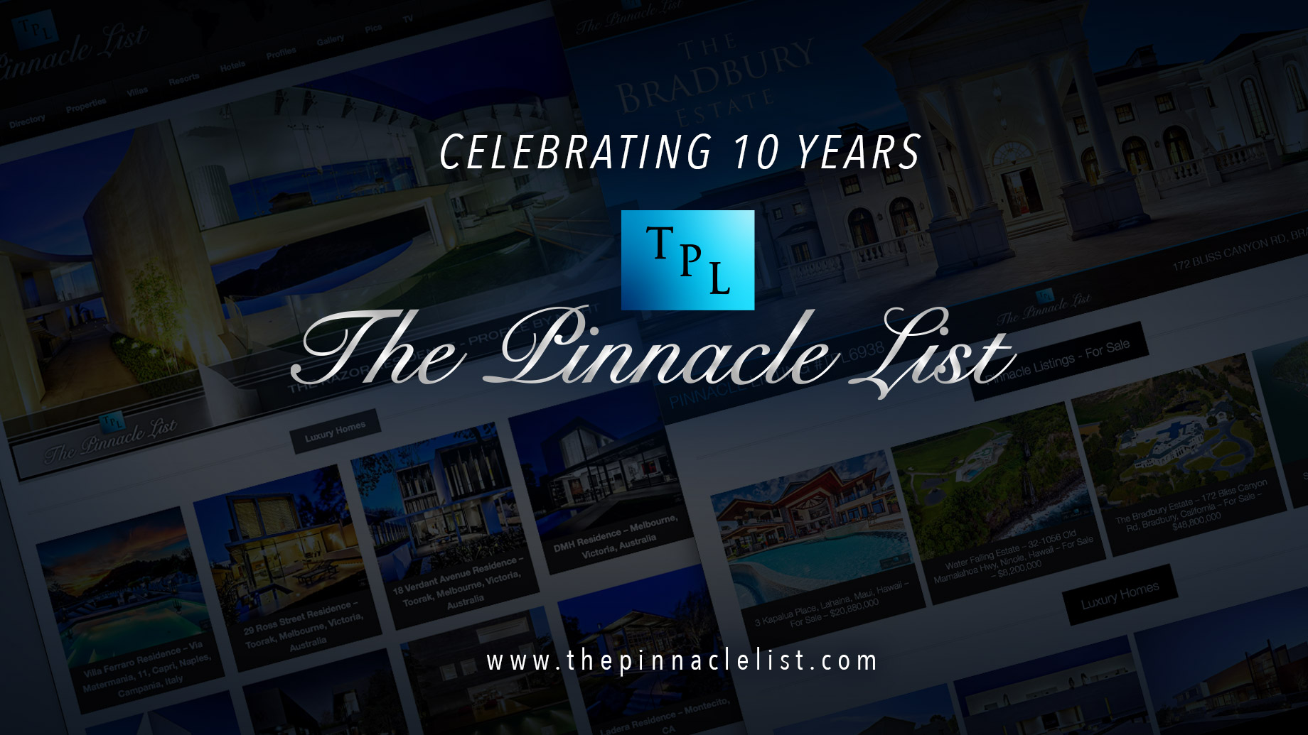10 Years of The Pinnacle List